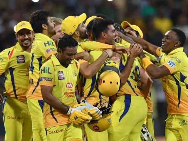 Indian Premier League 2019: Chennai Super Kings Release Three Players, Retain Core Group