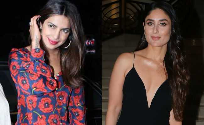 Priyanka Chopra And Kareena Kapoor On Koffee With Karan 6? No Aitraaz