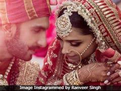 To Deepika Padukone And Ranveer Singh, With Love From Priyanka Chopra, Anushka Sharma And Others
