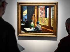 US Cruise Magnate's Art Collection Fetches $323 Million In Auction