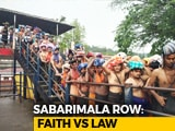Video : Will Women Be Able To Enter Sabarimala?