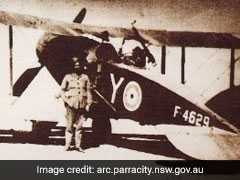 With A Statue, UK Honours Only Indian Aviator Who Survived World War 1