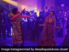 No Match For Ranveer Singh, Deepika Padukone's Dance Moves To <I>Gallan Goodiyan</i> And Govinda's Songs