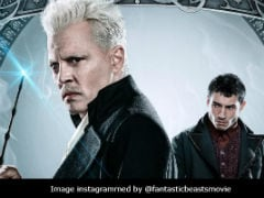 Today's Big Release: <i>Fantastic Beasts And The Crimes Of Grindelwald</i>