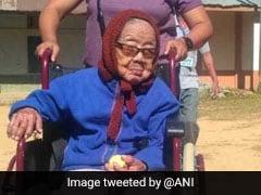 Elderly Women Turn Up To Vote In Mizoram, Madhya Pradesh