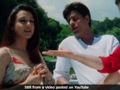 How Preity Zinta And Karan Johar Marked 15 Years Of <i>Kal Ho Na Ho</i>