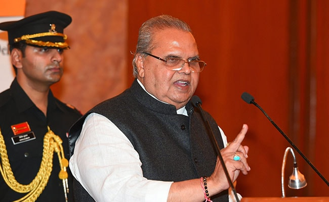 Not Changing Permanent Residency Rules In J&K, Says Governor After Alarm