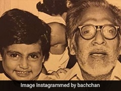 Abhishek Bachchan's Heartfelt Note For <I>Dadaji</I> Harivansh Rai Bachchan On His 111th Birth Anniversary