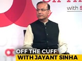 Video: I'm Against Violence, Vigilantism: Union Minister Jayant Sinha