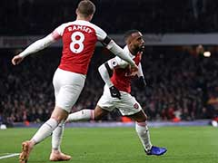 Premier League: Alexandre Lacazette Salvages Arsenal