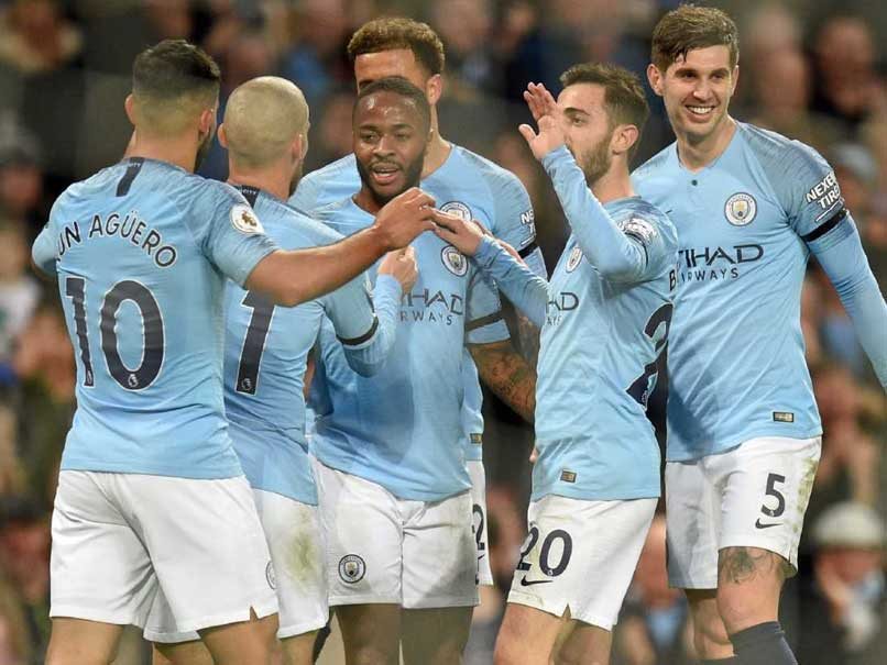 Raheem Sterling Scores Double As Manchester City Hit Southampton For Six