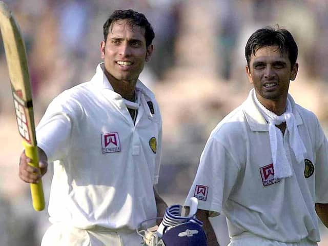 VVS Laxman Recalls 281 Against Australia, Says Never Played For Others Expectations