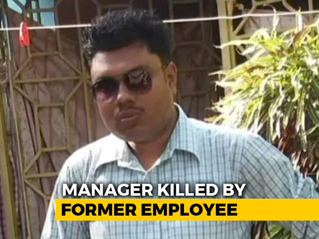 Video : Tata Steel Subsidiary Manager Shot Dead In Faridabad By Ex-Employee: Cops
