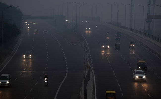 Delhi Air Quality Improves, Comes Down To 'Severe' Category