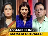 Video : Assam Killings: Mamata Banerjee Links It To Citizens' List