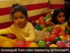 On Children's Day, A Sweet Clip Of Ziva Dhoni And Hinaya To Make You Smile