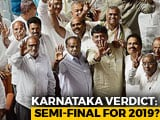 Video: Deepavali Bonus For Congress-HD Kumaraswamy, 4:1 Win In Karnataka