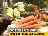 Video : Wholesale Inflation Surges To Four-Month High In October