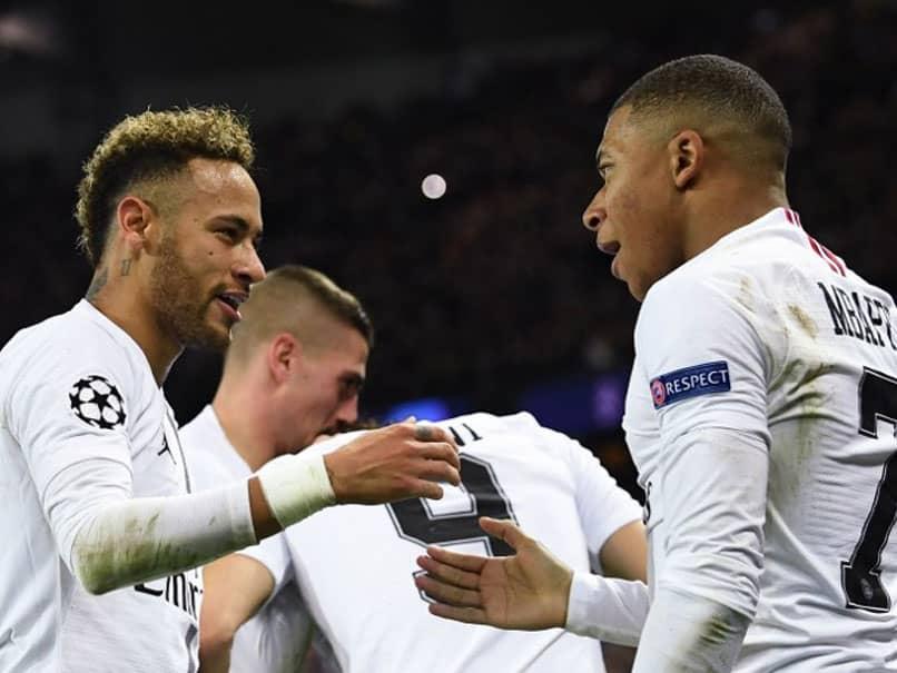 Neymar Inspires Paris Saint-Germain To Leave Liverpool In Danger In Champions League