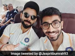 Team India Reaches Melbourne For 2nd T20I vs Australia. Watch Video