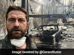 Homes Of Gerard Butler, Miley Cyrus Destroyed In California Wildfire