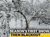 Video: White-Out In Kashmir Leads To Power Blackout, School Exams In Candlelight