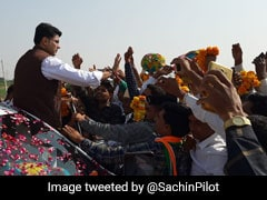 The Battle For Tonk: Congress' Sachin Pilot Vs BJP's Yunus Khan