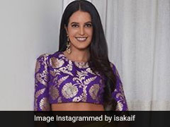 Here's How To Get Isabelle Kaif's Festive Look For Yourself
