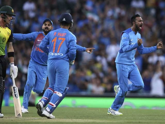 Record-Setting Krunal Pandya Says It Was Not Easy To Come Out Of Brisbane Thrashing