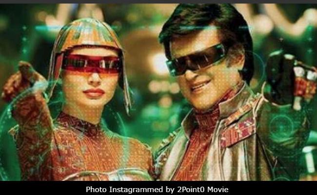Today's Big Release: Rajinikanth And Akshay Kumar's 2.0