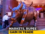 Video : Sensex Gains Over 150 Points, Nifty Hits 10,900
