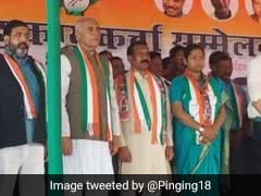 After Wife, Former Jharkhand Chief Minister Madhu Koda Joins Congress