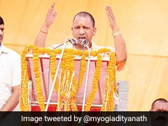 "Congress ""Mother Of Anarchy"", Development Not In Its DNA: Yogi Adityanath"