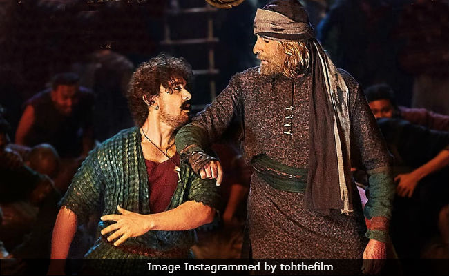 Thugs Of Hindostan Box Office Collection Day 1: Despite Poor Reviews, Amitabh Bachchan And Aamir Khan's Diwali Release 'Smashes Records' With 52 Crore Opening