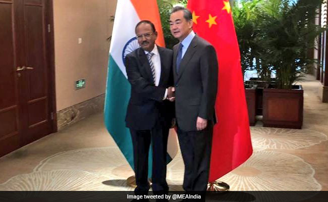 India, China Agree To Intensify Efforts To Find Boundary Solution