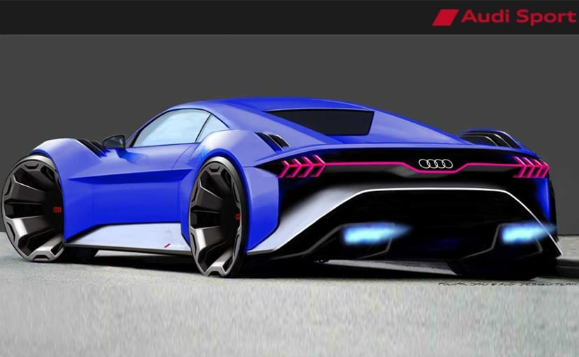 Has Will Smith just shown us the next Audi R8?