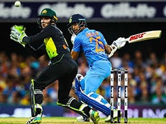 Australia Beat India By Four Runs In 1st T20