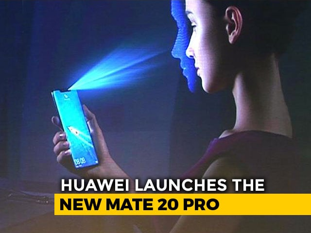 Video : The New Huawei Flagship On The Block