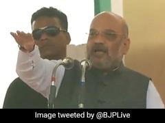 "Rahul Gandhi Has ""Modi-Phobia"", Named Him 44 Times In Speech: Amit Shah"
