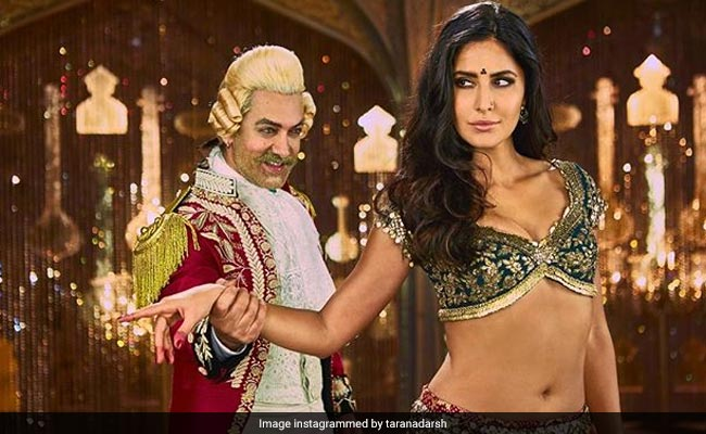 Thugs Of Hindostan Box Office Collection Day 8: Amitabh Bachchan And Aamir Khan's Film Is At Rs 140.40 Crore