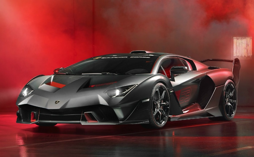 Lamborghini Aventador S Price >> Lamborghini Unveils First Ever One-Off Supercar 'SC18 Alston' - NDTV CarAndBike