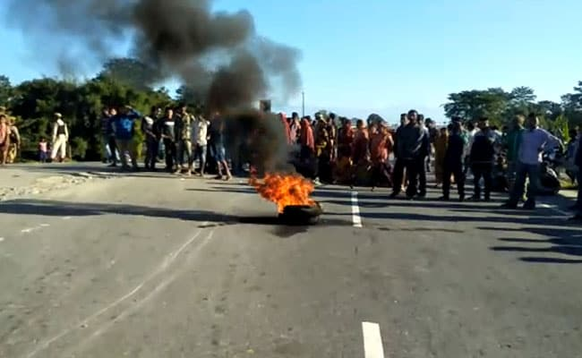 Shutdown, Protests In Assam After 5 Killed By Suspected ULFA Terrorists