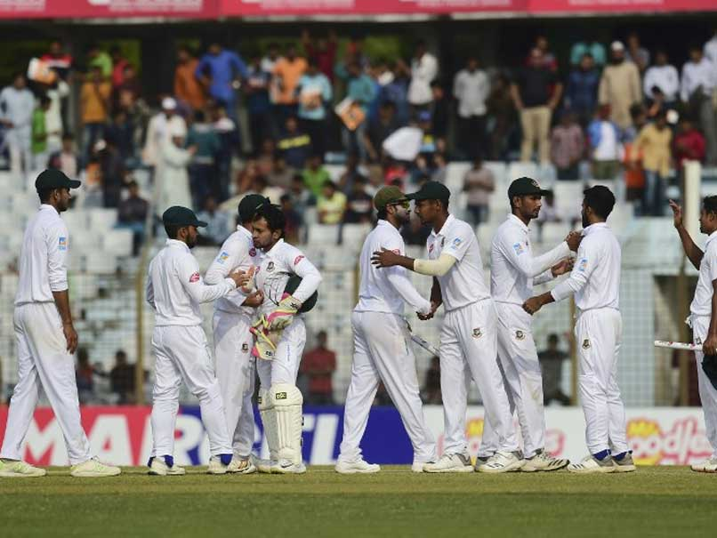 Bangladesh Eye Rare Test Series Win, Face Windies In Second Test