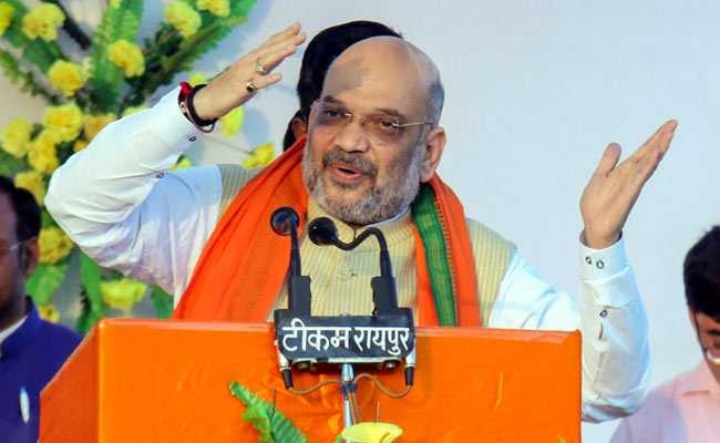 Amit Shah Is The New Word For 'Tanashaahi', Says Jairam Ramesh