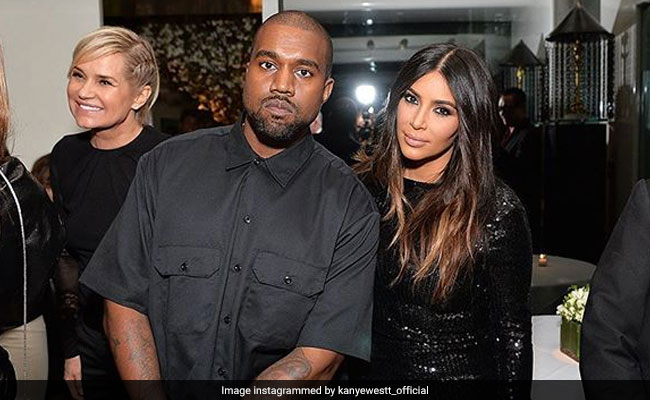 Kim Kardashian, Kanye West Donate $500,000 For California Wildfire Relief