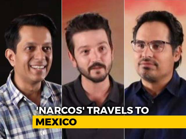 Spotlight - In Conversation With Narcos: Mexico Stars