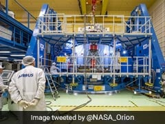 To The Moon And Beyond: Airbus Delivers Powerhouse For NASA's Orion