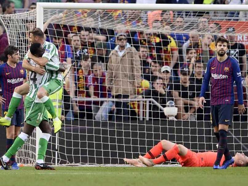 La Liga: Barcelona Suffer 1st League Home Defeat In 2 Years, Real Madrid Beat Celta Vigo