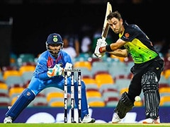 India vs Australia, Live Score 1st T20I: Glenn Maxwell, Chris Lynn Take Australia To 158/4