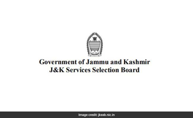 Jammu And Kashmir Government Facilitates Recruitment Of Class-IV Employees Through JKSSB